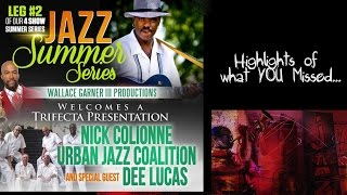 Jazzz on LG TV featuring Dee Lucas Urban Jazz Coalition and  Nick Colionnebe Video