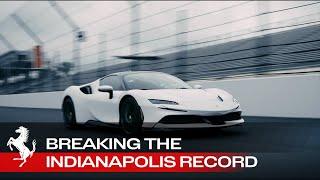 [오피셜] Ferrari SF90 Stradale – Breaking the Indianapolis Record