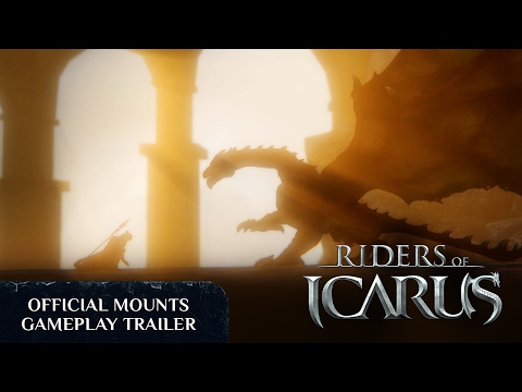 Riders of Icarus - Official Mounts Gameplay Trailer thumbnail