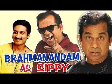 Brahmanandam as Sippy From Movie Ek Khiladi (Loukyam)