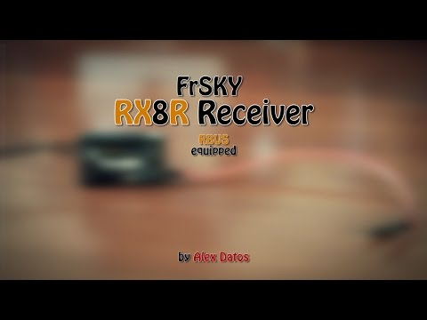 FrSKY RX8R Redundancy Bus Receiver Review Mp3