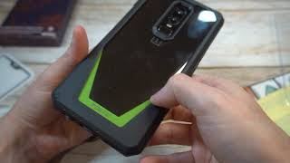 Poetic Guardian Case With Tempered Glass Screen Protector For OnePlus 6 Review
