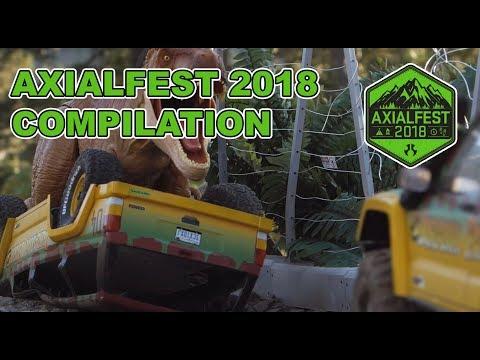 Axialfest 2018 compilation