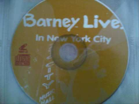 songs from barney live in new york city