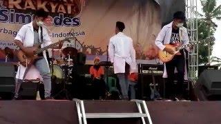 Nicky Astria - Jarum Neraka [Cover Cluster] At Pesta Rakyat Simpedes