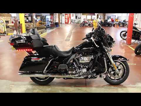 2019 Harley-Davidson Ultra Limited in New London, Connecticut - Video 1