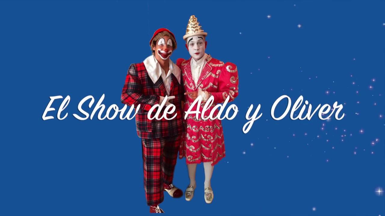 Show de payasos en Madrid para fiestas infantiles a domicilio comuniones