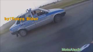 Погоня ДПС за мотоциклом 2017/Ушёл от ДПС на мотоцикле 2017 #4