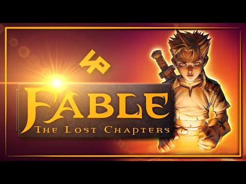 Fable: The Lost Chapters/Anniversary. Сказка о безымянном герое | Игрореликт