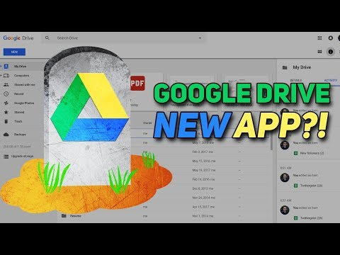 GOOGLE DRIVE IS GOING AWAY?! - Google Backup & Sync Setup Tutorial & Overview Mp3