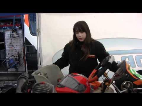 Karting. Nerea Telleria (01/05/11)