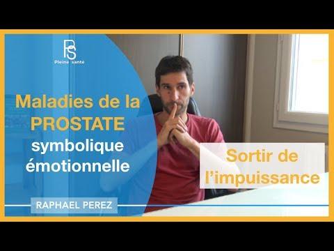 Âge cancer de la prostate