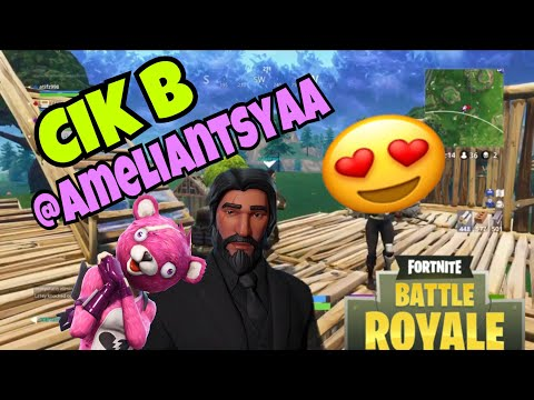 FORTNITE With INSTAFAMOUS Malaysia😍🔥