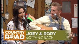 Joey Rory Gotta Go Back Music