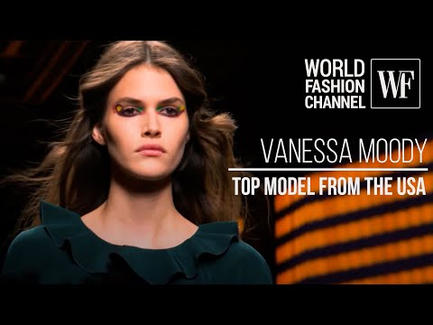 Top Model Vanessa Moody Success Story | Victoria's Secret model | Alexander Wang exclusive