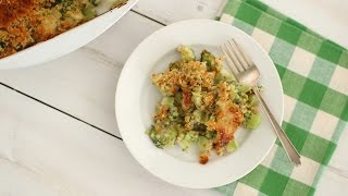 Broccoli Casserole - Everyday Food With Sarah Carey