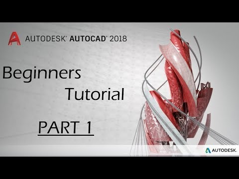 AutoCAD Training for Beginner - Session 1 - YouTube