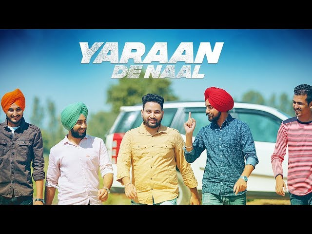 Yaraan De Naal Full Video Song HD | Honey Sarkar | Latest Punjabi Songs 2017