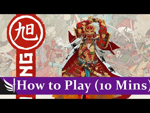 Rising Sun and Expansions - How to Play