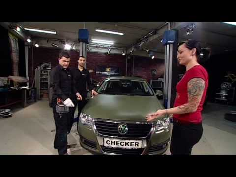 DMAX TV-Feature - Car-Wrapping