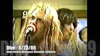 Nirvana - Incesticide - First and Last Live Performances
