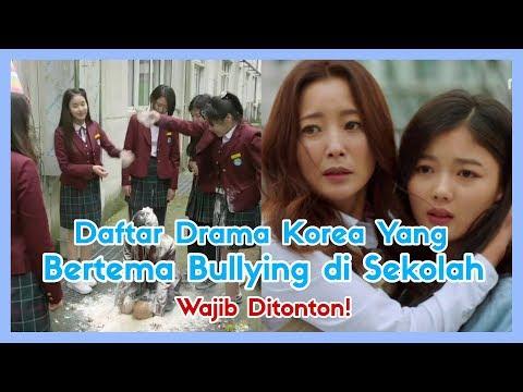 4 drama korea ini angkat tema bullying di sekolah  sudah nonton