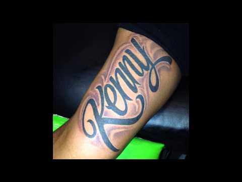 100 Best Lettering Tattoos Mp3