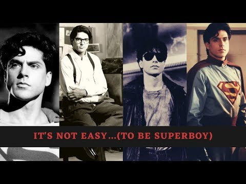 It's Not Easy…To Be Superboy