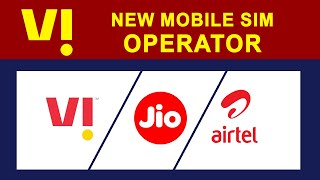 Vi - New Mobile Operator | Vodafone Idea Rebrand in INDIA | Jio vs Airtel vs Vi in HINDI | Vi Plans