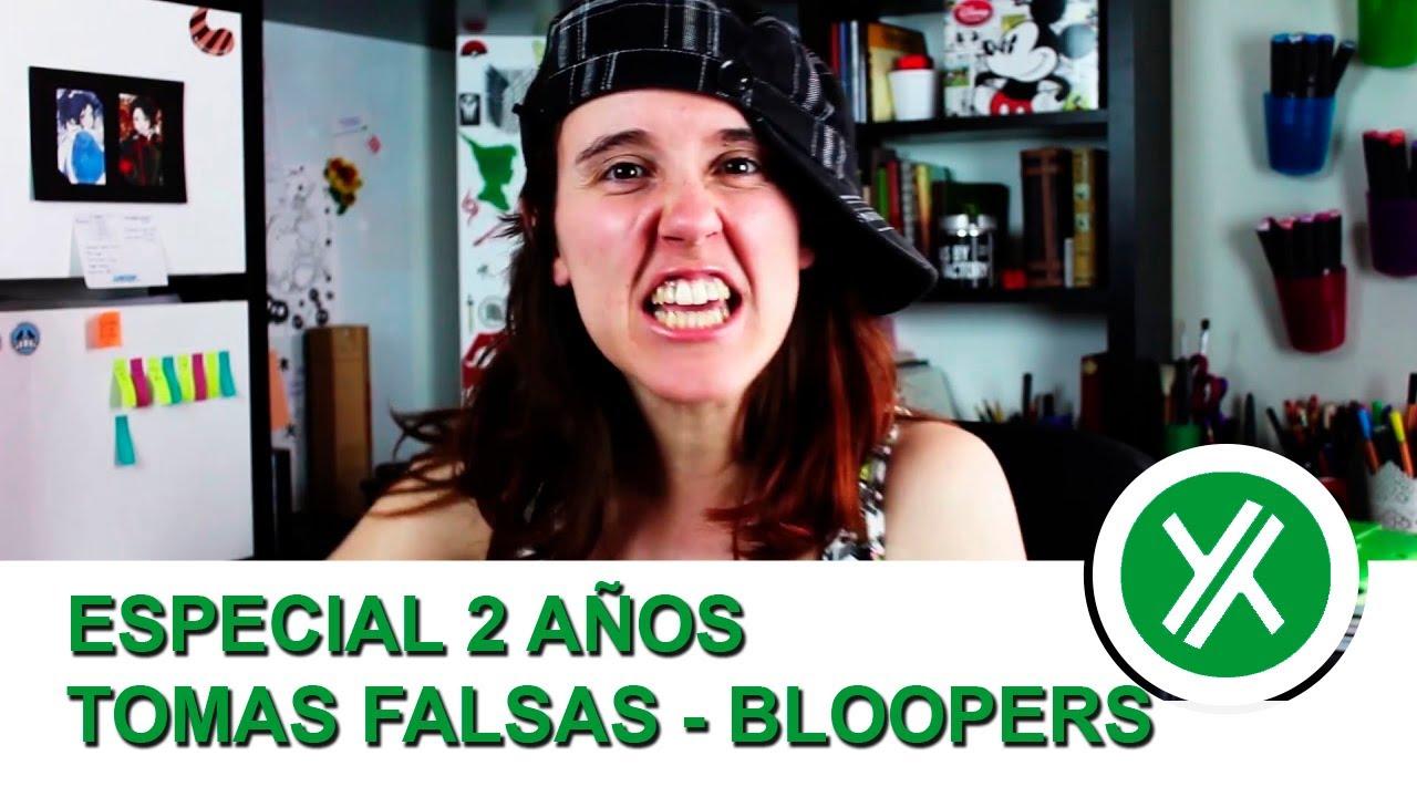 ESPECIAL 2 AÑOS DE YUMETOKI: Tomas falsas - Bloopers