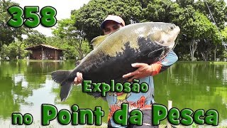 Programa Fishingtur na TV 358 - Point da Pesca