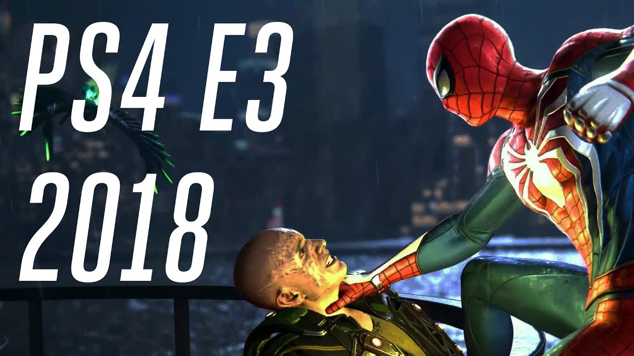 Sony PlayStation E3 2018 press conference in 10 minutes thumbnail