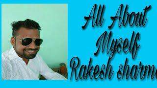V-log 1st (All about Mr. Rakesh Sharma)