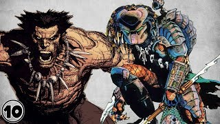 What If The Predator Came To The Marvel Universe?
