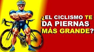 HARÁ EL CICLISMO CRECER TUS PIERNAS ? │Como entrenar piernas en bicicleta