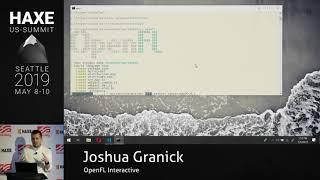 OpenFL Interactive - Joshua Granick