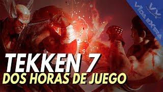 Tekken 7 - Dos horas de juego