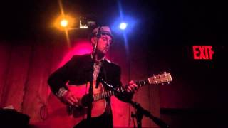 Freedy Johnston - Seventies Girl (2015-06-25)