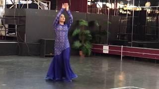 Мария Букреева. Эстрадная песня взрослые продолжающие