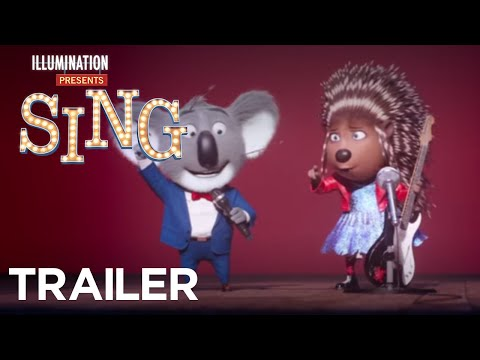 Sing Special Edition - Trailer - Own it now on Blu-ray, DVD & Digital HD