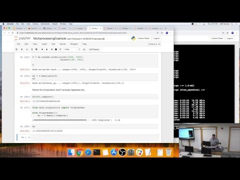 MSI LIVE Tutorial: Python for Scientific Computing 10/25/18 - YouTube