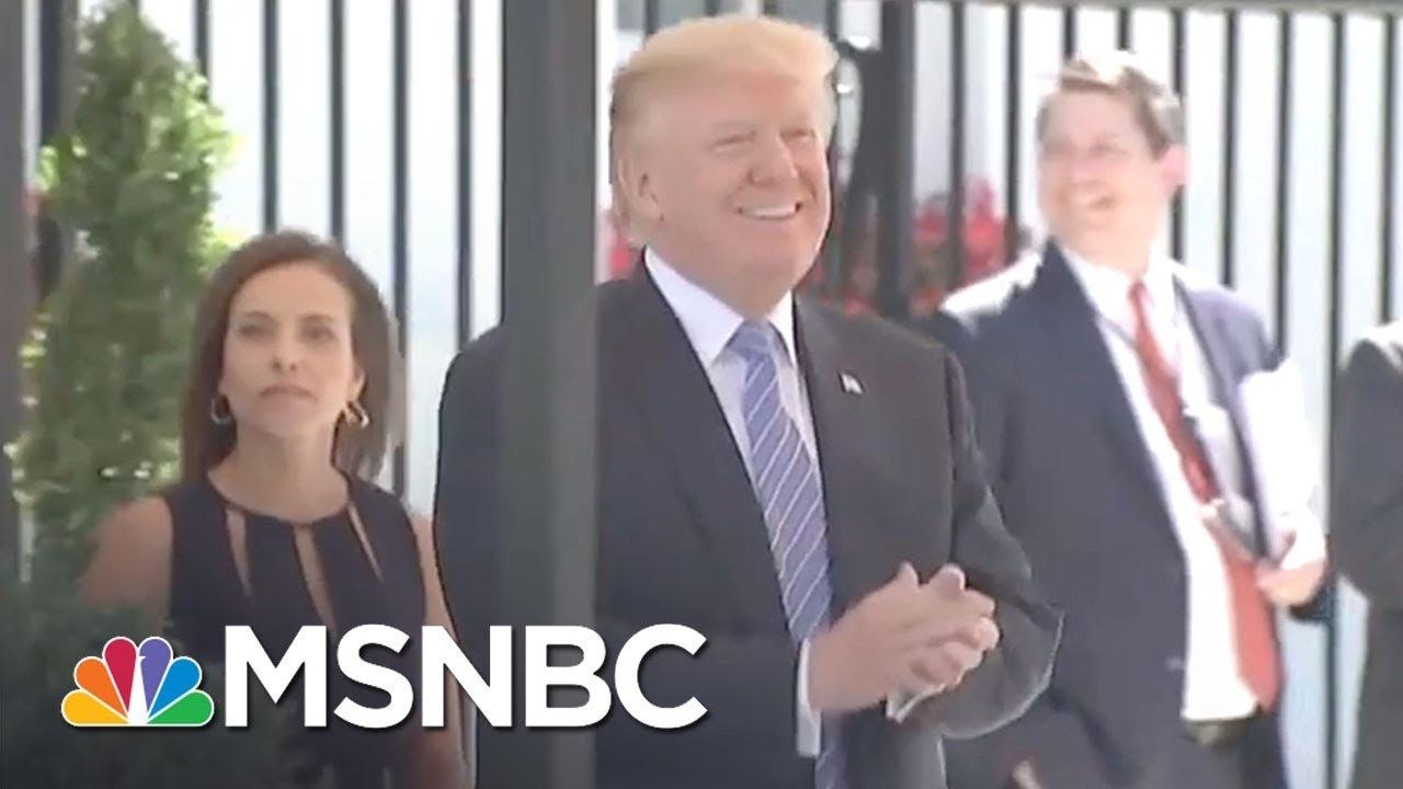 President Donald Trump Could Reap $1 Billion Under His Tax Plan   The Last Word   MSNBC thumbnail