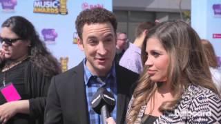 Ben Savage & Danielle Fishel: 2014 Radio Disney Music Awards Red Carpet