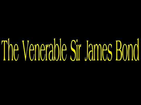 Burt Bacharach ~ The Venerable Sir James Bond