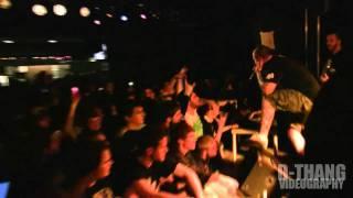 THE ACACIA STRAIN - NIGHTMAN ( LIVE @ THE ROCKPILE)