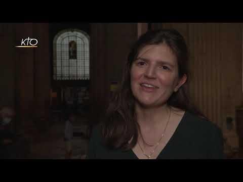 Anne-Geneviève Montagne : « L'Église en sortie regarde le monde et l'aime ! »
