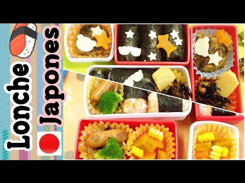 Prepara el lonche para la escuela de tu hijo estilo JAPONES Bento box / Regreso a clases