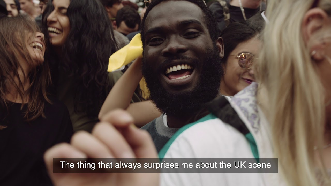 Bacardi UK - What Moves UK Music