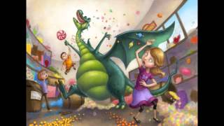 Illustration Process: Dragon In A Candy Store