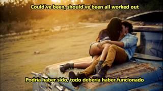 Darius Rucker - Don't Think I Don't Think About It / Lyrics / Sub Español
